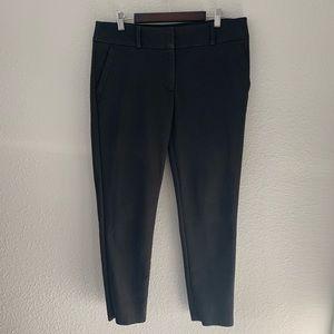 LOFT | Black Julie Skinny Dress Pants